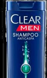 Shampoo Anticaspa Clear Men Limpeza Diária 2 em 1 200 mL