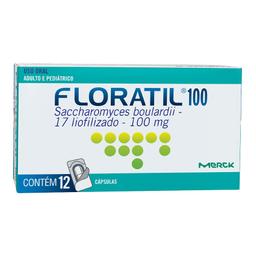 Floratil 100 Mg Blister Com 12 Und
