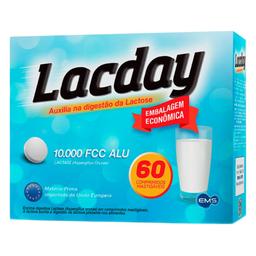 Lacday 10000 Fcc Alu Com 60 Und.