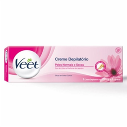 Creme Depilatório Veet Normal 100 mL