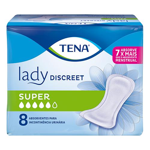 ABS TENA LADY DISCREET SUPER 8U X8P