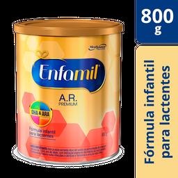 Fórmula Infantil Enfamil Ar Premium 800 g