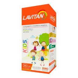 Lavitan Kids Solução 240 mL
