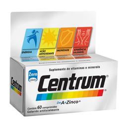 Complexo Vitamínico Centrum 60 Comprimidos