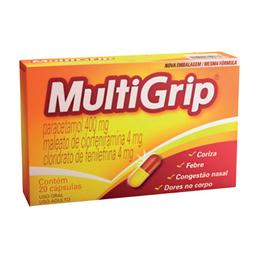 Multigrip 20 Comprimidos