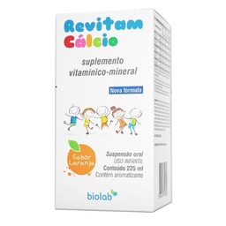 Revitan Cálcio 225 mL