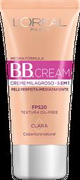 BB Cream L'Oréal Paris Dermo Expertise Base Clara 30ml