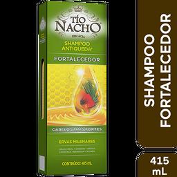 Shampoo Antiqueda Ervas Milenares Tio Nacho, 415Ml