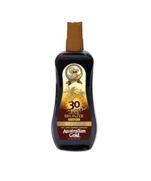 Spray Australian Gold Gel Bronze Fps 30 237 mL