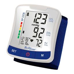 Monitor De Pressão Arterial De Pulso Bp-2208 Techline