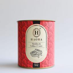 Bombom de Chocolate Belga  Cookies e Cream