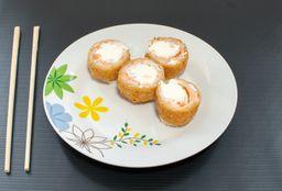 Sushi Joy Ebifry Hot - 4 Peças