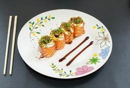 Sushi Joy Maracujá - 4 Peças