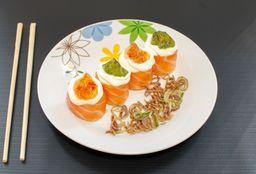 Sushi Joy Geleia - 4 Peças