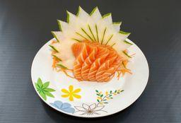 Sashimi de Salmão - 5 Unidades