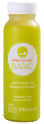 Suco Abacaxi com Hortelã Green People - 250ml