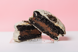 Alfajor de Cookies e Cream - 3 Unidades