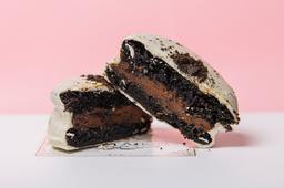 Caixa de Alfajor de Cookies e Cream - 180g