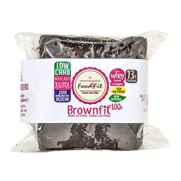 Brownie F.Fit Sem Glúten, Lactose e Açúcar 100 g