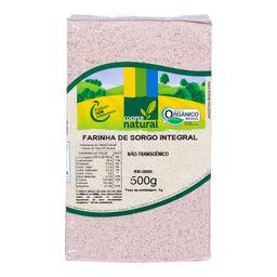 Farinha Sorgo Integral Coopernat 500 g
