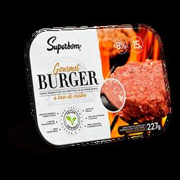 Hambúrguer Gourmet Vegano Superbom 227 g