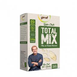 Mix De Farinha Funcional Giroil Chefs S Glúten Vegano  250 g