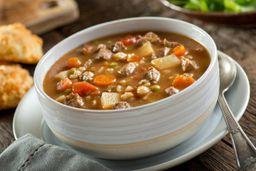 Sopa De Legumes Com Carne - 600ml