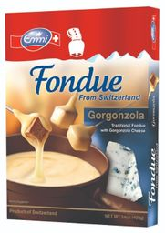 Fondue Emmi Gorgonzola Suiço 400 g