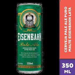 Cerveja Eisenbahn Pale Ale Lata 350 mL