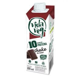 Bebida Shake Vida Vegetal Coco/Chocolate 250 mL