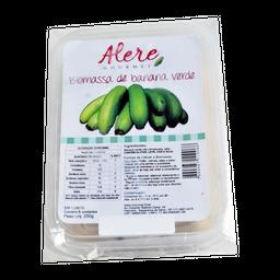 Biomassa Banana Verde Alere Sem Glúten 240 g