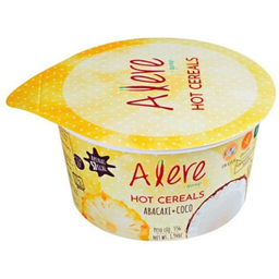 Cereal Alere Hot Sem Glúten Abacaxi/Coco 55 g