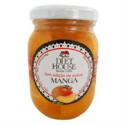 Compota Manga Diet House Sem Açúcar 250 g