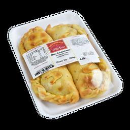 Empanada Mini Queijo/Azeitona Preta 4 Und