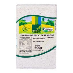 Farinha Trigo Sarrac Coopernatural 500 g