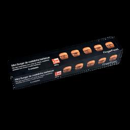 Hamburguer Mini Costela Barb. Fit Foods 200 g