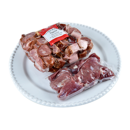 Ingredientes Feijoada Tradicional