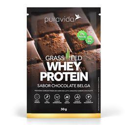 Proteína Puravida Whey Chocolate 30 g