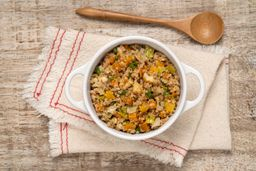 Quinoa Com Nozes Abóbora Rot