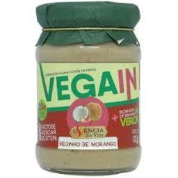 Sobremesa Vale Vegana Beijinho Morango 170 g