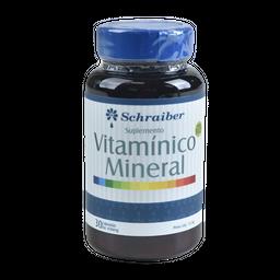 Suplemento Vitamina Min Schraibmann 450 g