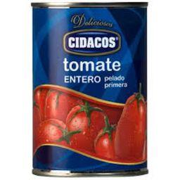 Tomate Pelado Cidacos 400 g