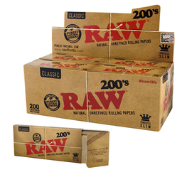 Seda Raw 200 Classic Ks