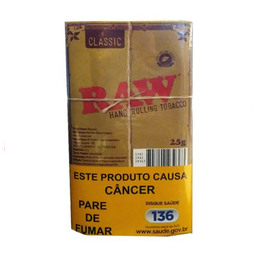 Tabaco Raw Classic 25G
