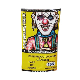 Tabaco Lion Rolling Circus Virginia