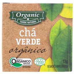 Chá Verde Orgânic 13 g