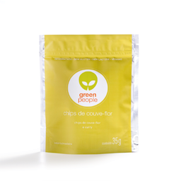 Greenpeople Chips Couve Flor Sem Glúten