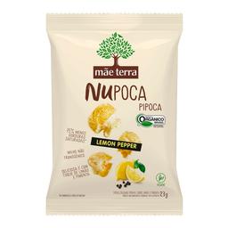 Pipoca Pronta Mãe Terra Orgânica Lemon 23 g