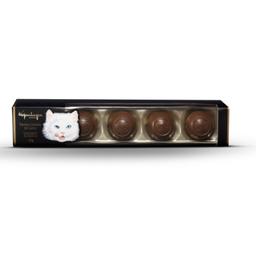 Trufas Língua de Gato Chocolate
