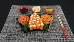 Combo especial sashimi - 40 peças